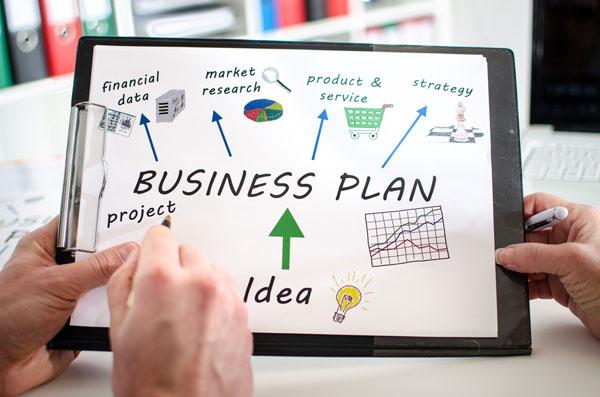 définir le business plan