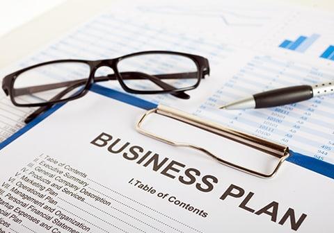 utiliser un logiciel business plan